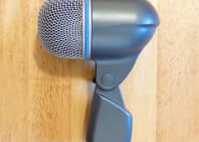 Shure Beta52a Kick/Bass Microphone - 1