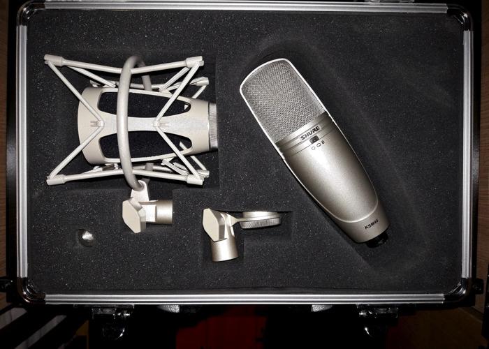 Shure KSM44 Studio Microphone - 2