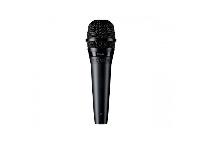 Shure PGA57 XLR Handheld Dynamic Vocal/Instrument Microphone Inc XLR Lead - 1