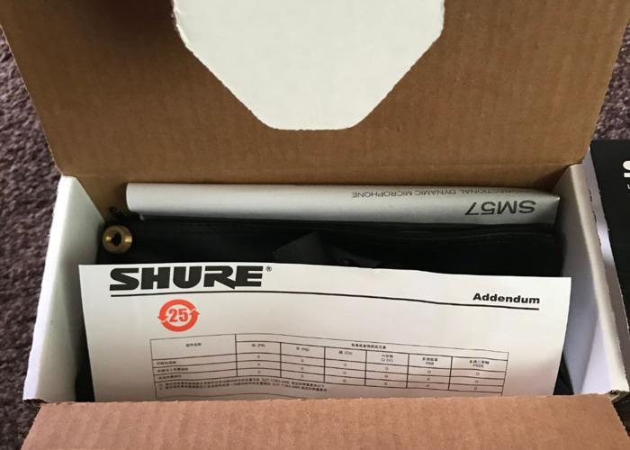 SHURE SM57 - 2