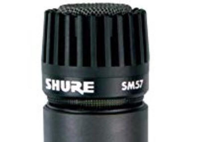 Shure SM57 - 1