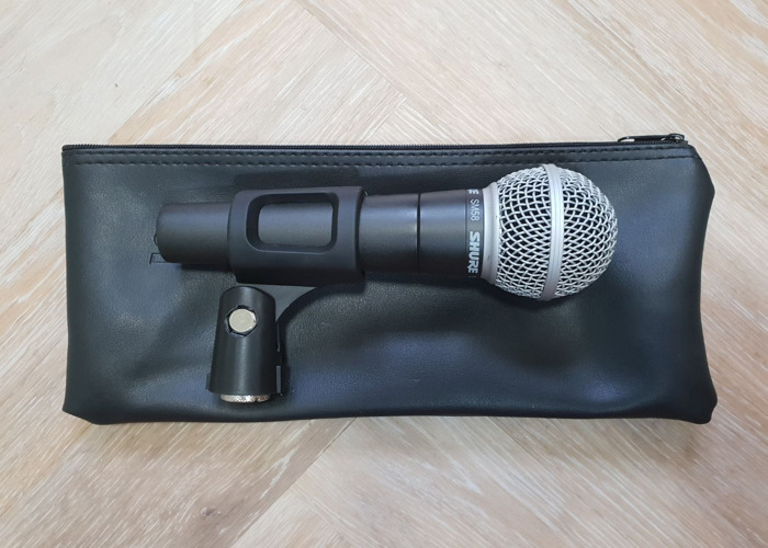 Shure SM58 Dynamic Microphone (with switch)  - 2