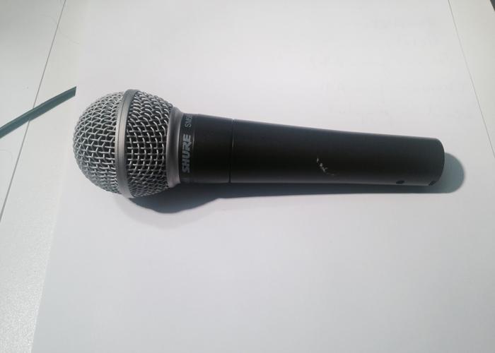 Shure SM58 Microphone - 1