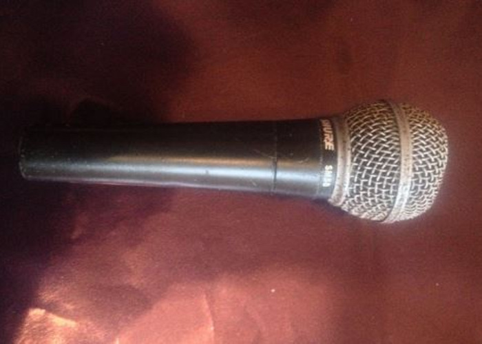 Shure SM58 Vocal Wired Microphone - 1