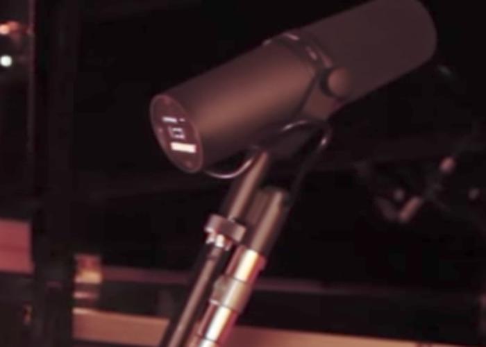 Shure SM7B - Dynamic Vocal Microphone - 2