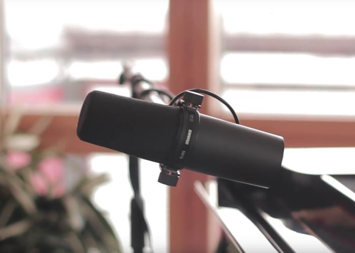 Shure SM7B - Dynamic Vocal Microphone - 1
