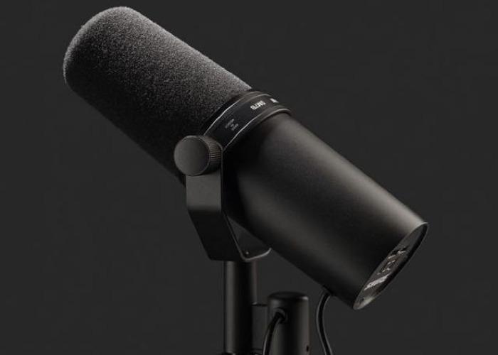 Shure SM7B Microphone  - 1
