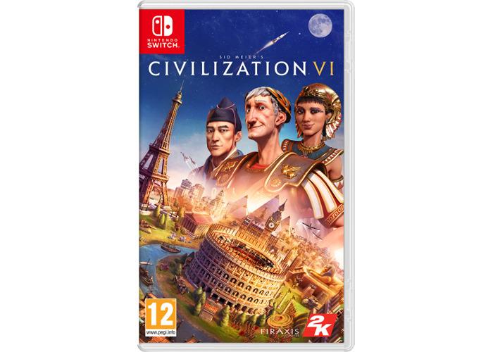 Sid Meier's Civilization VI (Nintendo Switch) [video game] - 2