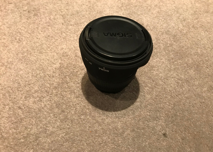 Sigma 10-20mm Canon Mount - 2