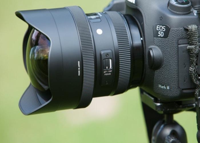 Sigma 12-24mm F4 DG - 1