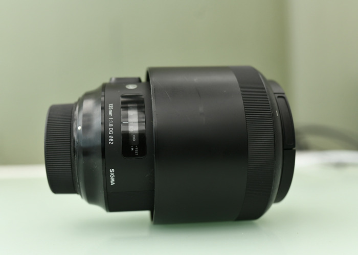 Sigma 135mm 1.8 Art (Nikon Fit) - 1