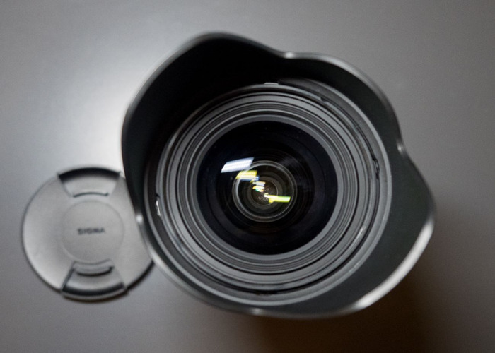 Sigma 18-35mm f/1.8 - Canon EF - 2