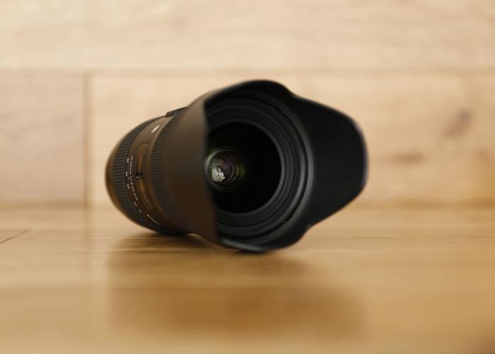 Sigma 18-35mm f/1.8 Art Lens EF Mount - 2