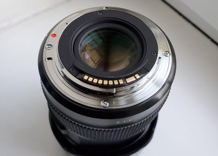 Sigma 18-35mm f1.8 Canon Mount DC HSM ART Lens - 2
