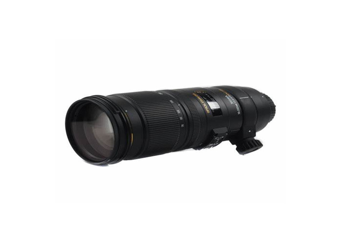 Sigma 200mm f2.8 telescopic lens - 1
