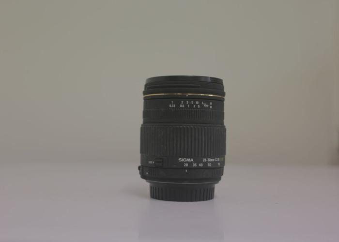 Sigma 28-70mm f2.8 - 1