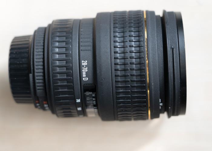 Sigma 28-70mm f2.8 Nikon fit - 2