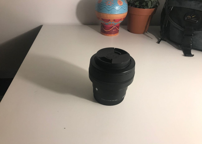 Sigma 30mm f1.4 Art Lens (Sony E-Mount) - 1