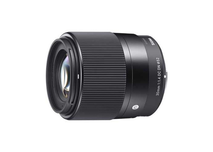 Sigma 30mm f1.4 DC DN Lens - Sony E Fit - 1
