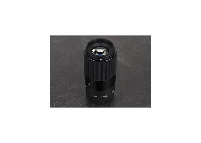 Sigma 30mm f/1.4 E-mount - 1