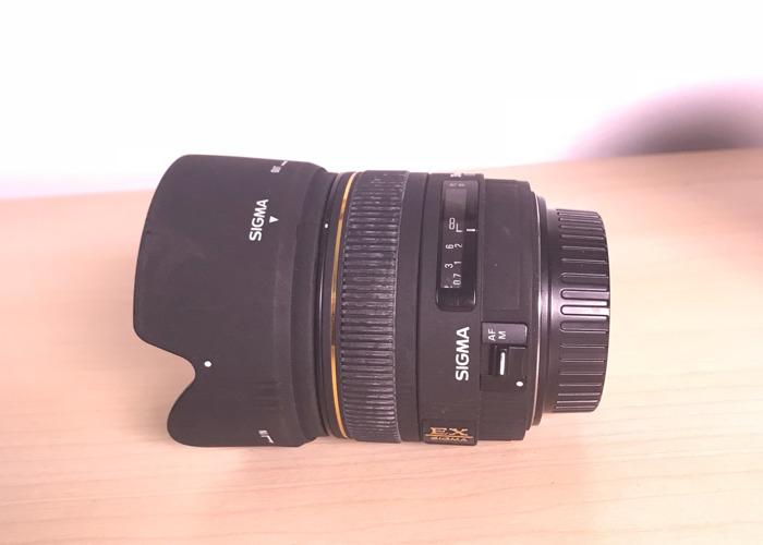 Sigma 30mm f/1.4 EX DC HSM EF Mount Prime Lens - 2
