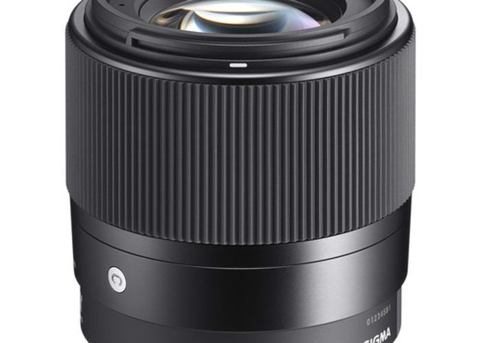 Sigma 30mm f1.4 DC DN Contemporary Lens (Sony E Mount) - 1