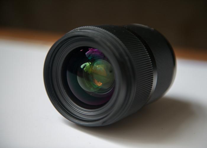 Sigma 35mm F1.4  art lens, Nikon mount - 1