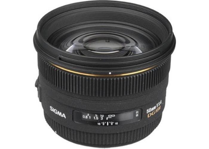 Sigma 50mm - 1