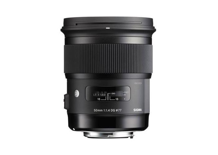 Sigma 50mm f1.4 DG HSM Art - Canon Fit - 2