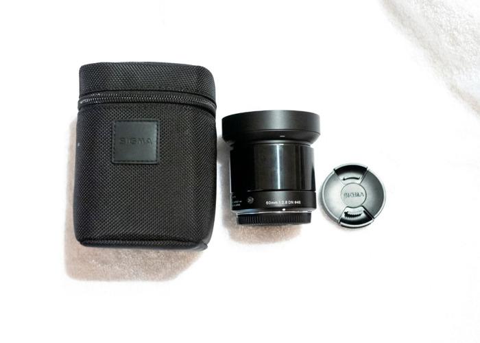 Sigma 60mm f2.8 MFT - 2