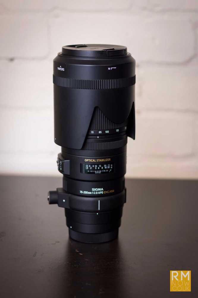 Sigma 70-200mm - 2
