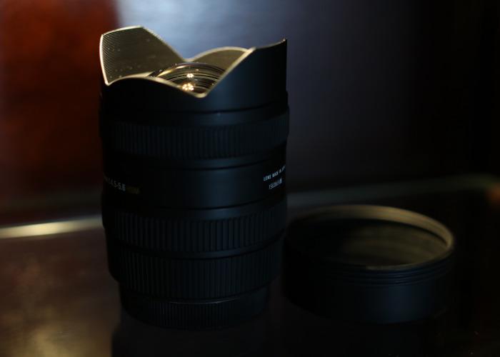 Sigma 8-16mm f/4.5-5.6 (CANON) - 2
