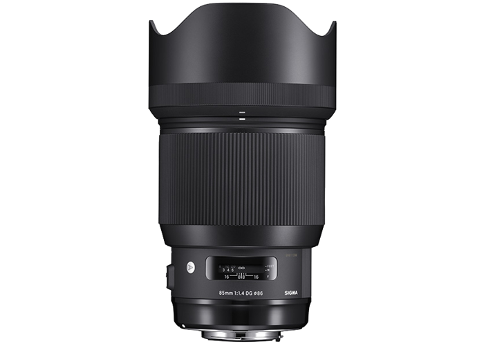 Sigma 85mm f1.4 DG HSM Art Lens - Nikon - 1