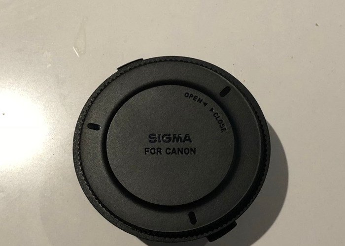 Sigma Adapter EF-E - 2