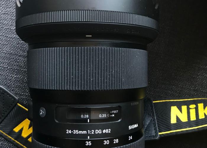 Sigma ART 24-35 F2 Nikon  - 2
