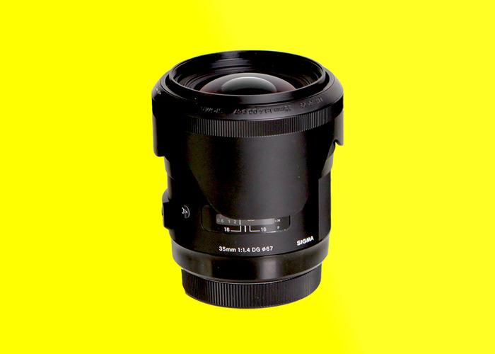 Sigma Art 35mm f1.4 DG - 1