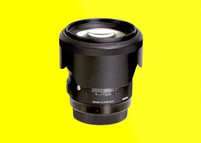 Sigma Art 50mm f1.4 DG - 1