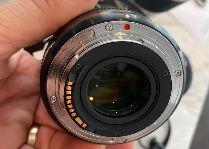 Sigma EF 18-35mm 1.8  - 2