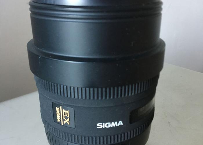 Sigma EX 10mm fisheye 2.8 HSM - 2