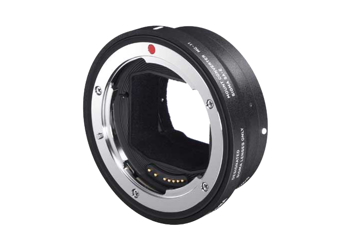 Sigma Mount Converter MC-11 - Canon EF to Sony E-Mount - 1
