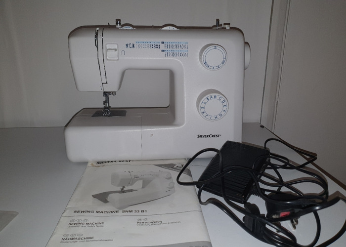 SILVER CREST Sewing Machine - 2