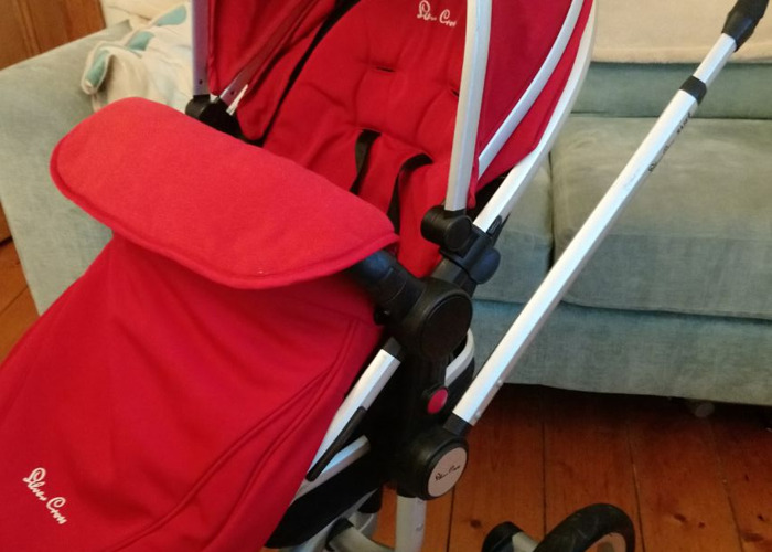 Silver cross surf pushchair  - 1