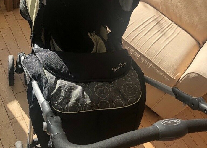 Silver Cross Travel System - 1
