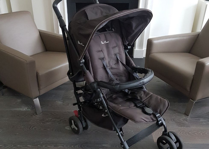 Silvercross Reflex Pushchair Pram  - 1