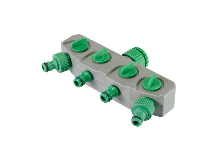 """50Pce Male Tap Connector 1//2/"""" /& 3//4/"""" Display Box"""