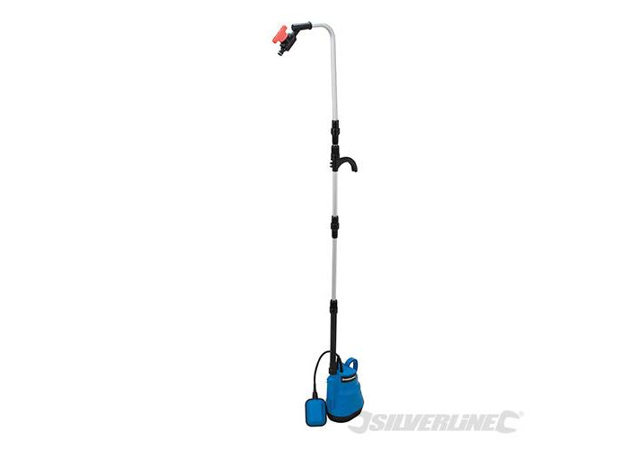 Silverline Water Butt Pump 400W  - 1