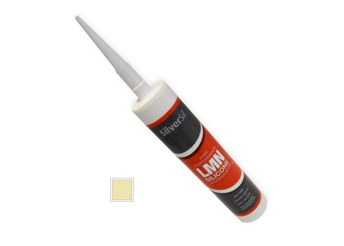 Silversil Silicone Sealant 300ml Cream - 1