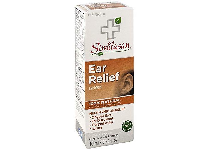 Similasan Ear Relief Ear Drops - 10 Ml - 1