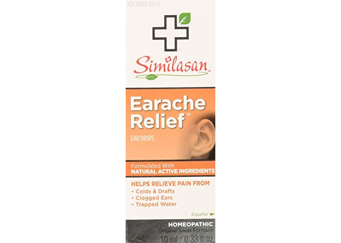 Similasan Earache Relief Ear Drops 10 mL - 1