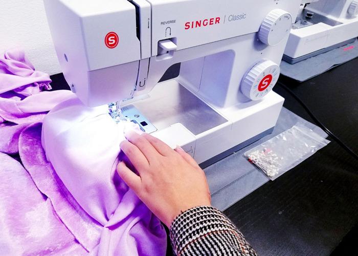 Singer Home Sewing Machine B - 1